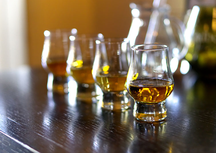RARE WHISKY COLLECTION