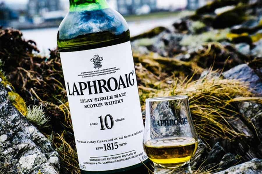 The Laphroaig – A Journey from Water to Whisky