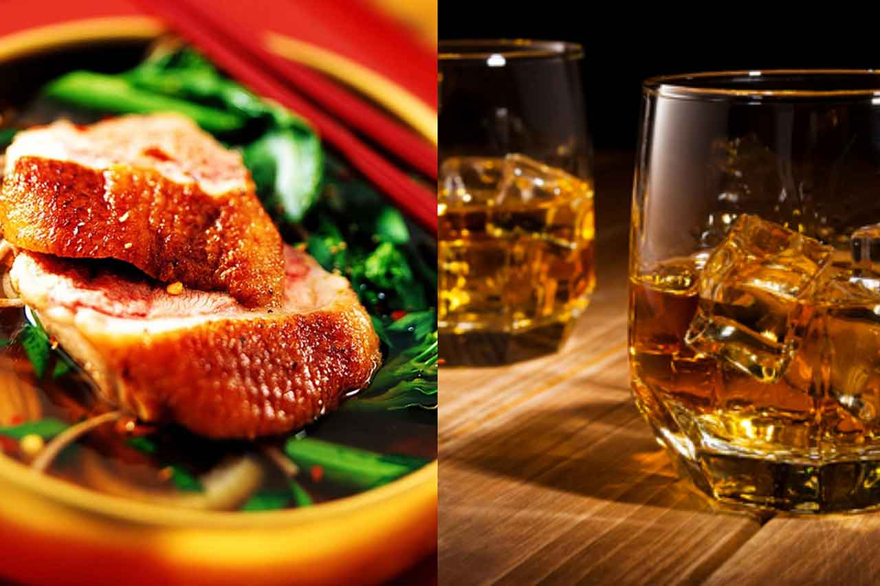 Whisky & Food