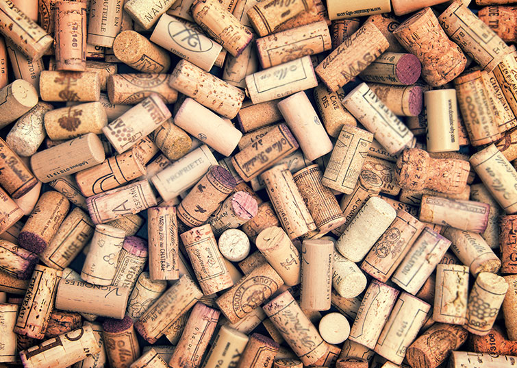 CORKS FOR INDIAN SPIRITS COMPANIES