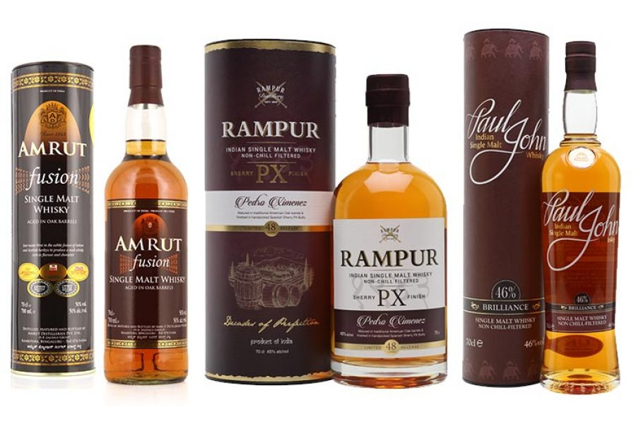 The Rise & Rise of Indian Whisky